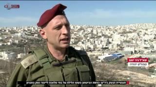 מבט - פיתוח תעשיית הנשק ביהודה ושומרון