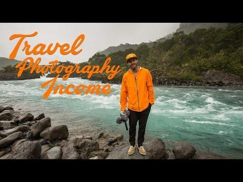 My Travel Photography Salary April 2017