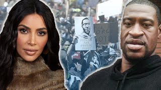 Kim Kardashian & Kendall Jenner React To George Floyd Protests