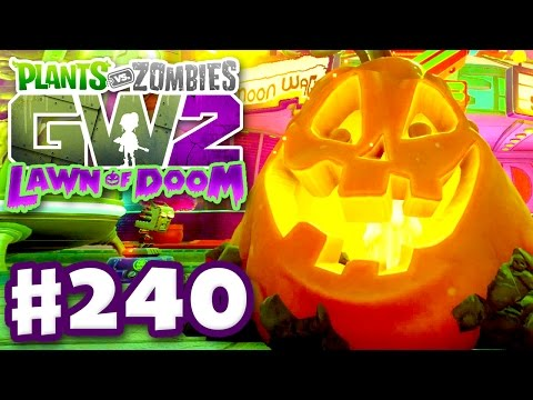 EPIC SQUASH! CRAZY SCRUMPTIOUS CANDY! - Plants vs. Zombies: Garden Warfare 2 - Gameplay Part 240