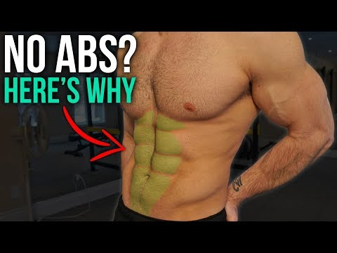 The 1 Simple Reason You Don't Have Six Pack Abs | How To Get Your Abs To Show