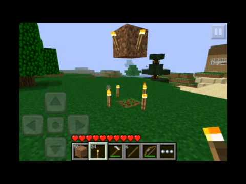 How to grow wheat in Minecraft Pocket Edition