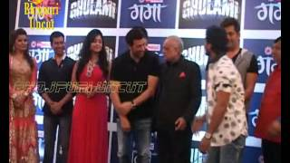 Sunny  Deol, Dinesh Lal, Ravi, Khesari, Shubhi, Madhu, at Music  Launch of Bhojpuri film