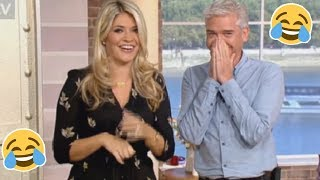 Phil & Hollys funniest moments (official reupload) | this morning