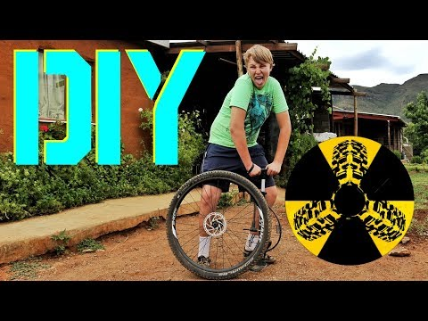 diy mtb tubeless