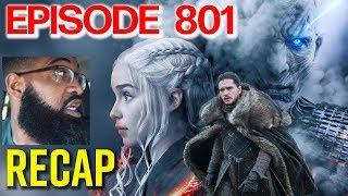 Best GoT Season 8 Episode 1 Reaction   Bearded Daddy Vlog Life Ep 86