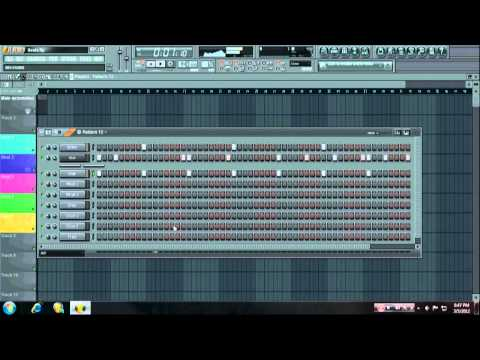 FL Studio Dubstep Tutorial: How to make a Dubstep Drum Beat