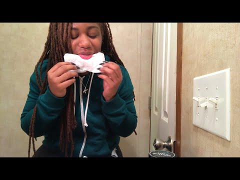 Changing Tongue Ring for the First Time