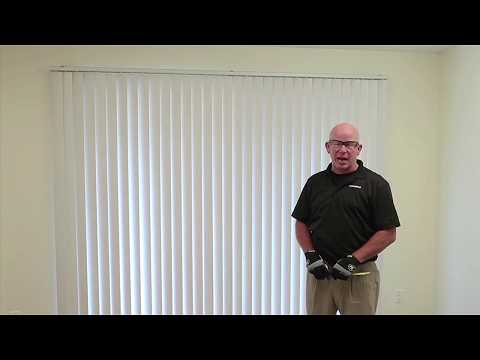 HD Supply Facilities Maintenance - How To Measure Vertical Blinds