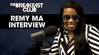 Remy Ma Wants Smoke With DJ Envy, Talks Lil