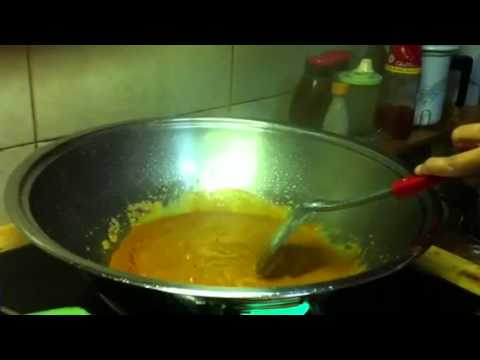 Cara-cara Memasak Inti Epok-epok Atau Curry Puff