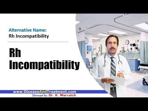 Rh Incompatibility : Causes, Diagnosis, Symptoms, Treatment, Prognosis