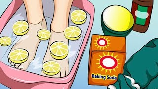 Soak Your Feet In This Mixture To Improve Circulation, Detox and Relax The Whole Body!