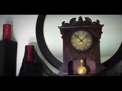 Haunted Clock Prop