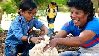 CHOTU DADA SONE KI EENT WALA | छोटू दादा सोने की ईंट वाला | Khandesh Hindi Comedy Chotu Comedy Video