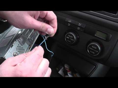 Volkswagen Golf Radio Antenna Amplifier Replacement - FIX