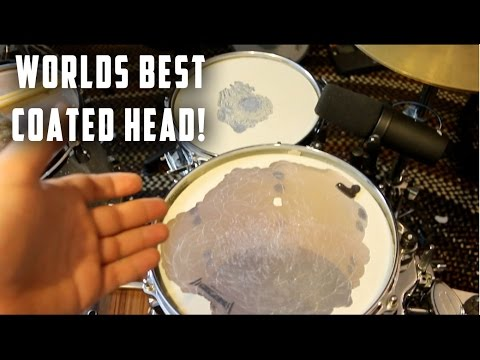 Can you Turn a Clear Drum Head into a Coated Head?