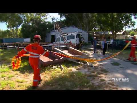 Wild Winds | 9 News Perth
