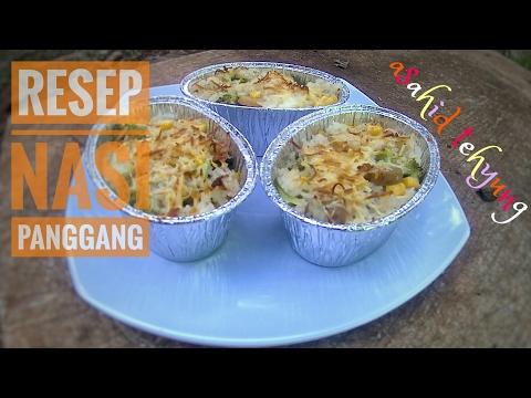 Resep Nasi Panggang Lezaat