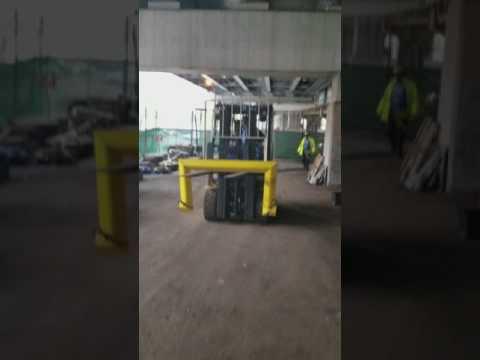 Forklift Certified Operator
