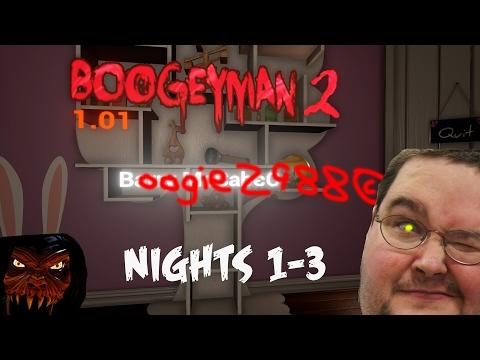 Boogeyman 2 Walkthrough Part 1 | NIGHTS 1, 2, 3 COMPLETE | Horror Game Gameplay & Let's Play