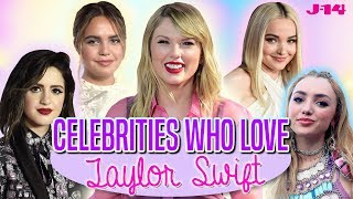 Bailee Madison Loves Taylor Swift and So Do These Other Stars!