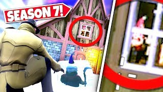 *NEW* CREEPY MOVING GNOME *FOUND* AFTER COMPLETING CHILLY GNOMES CHALLENGE! SEASON 7 LOCATION UPDATE