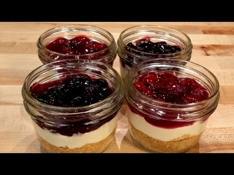 No Bake Cheesecake in a Jar: Cookies Cupcakes and Cardio Recipe