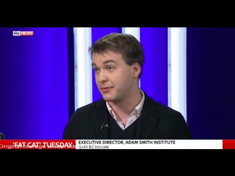 Sam Bowman discusses Fat Cat Tuesday on Sky News