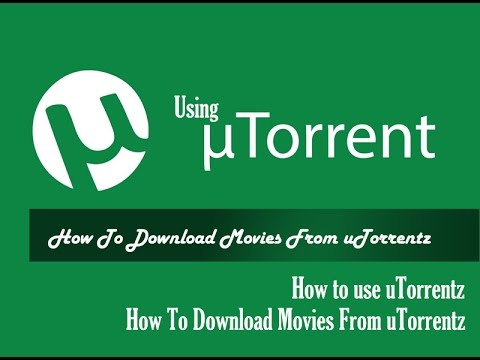 How To download free movies using utorrent - utorrent configuration & movies download