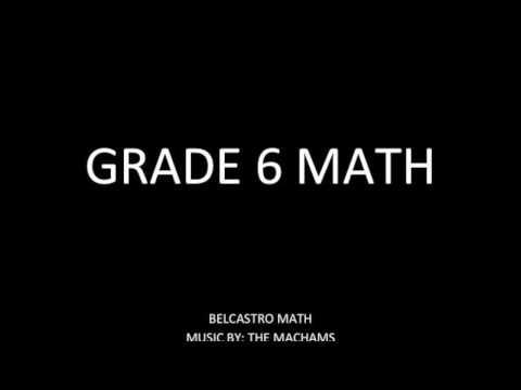 Grade 6 Playlist