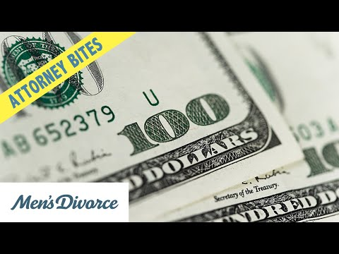 How Courts Calculate Alimony in Divorce - Attorney Bites