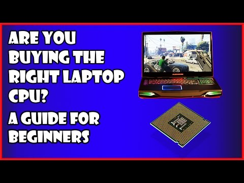 Laptop Processor/CPU Explained Guide - What Laptop Should I Buy?