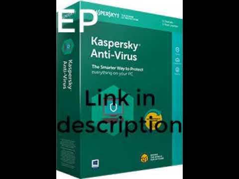 Kaspersky 2018 + activation