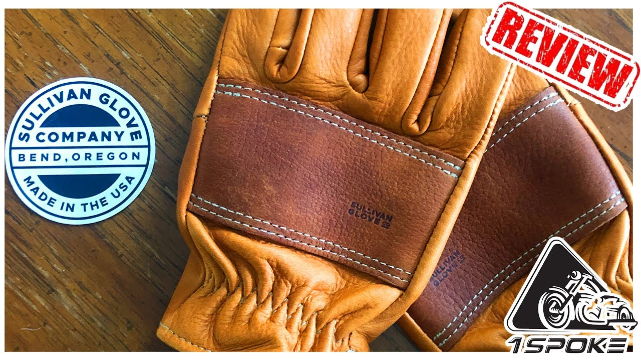 Top Quality Made in USA Motorcycle Gloves