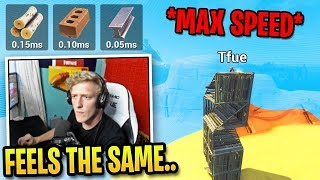 Tfue Shows MAX Speed After Nerf & Explains Why Epic Did This...