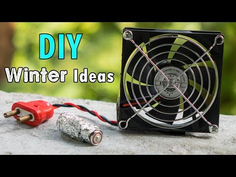 3 DIY Ideas to Keep Warm in this Winter