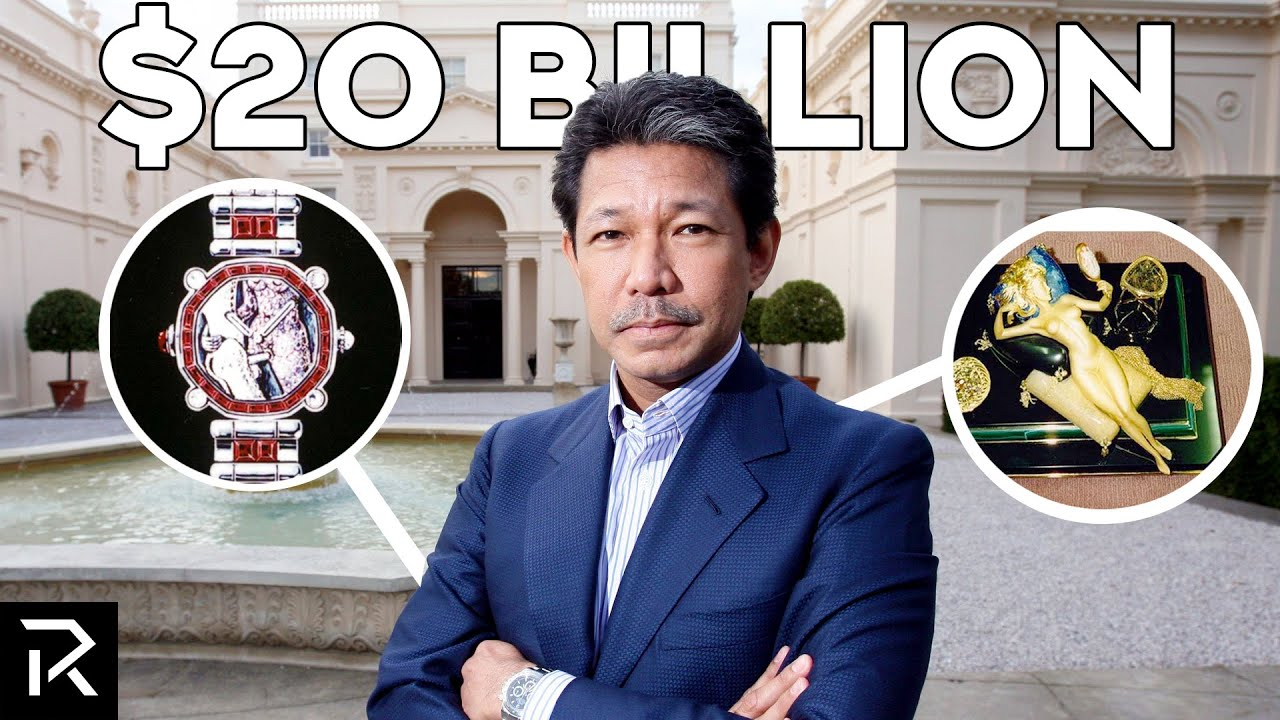 How The Prince Of Brunei Spent $20 BILLION