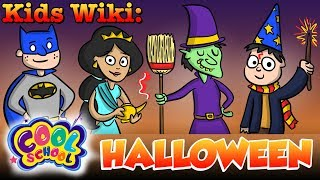 Halloween! Wiki for Kids at Cool School