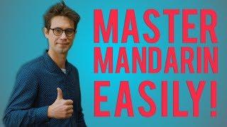 The Easiest Way To Master Mandarin