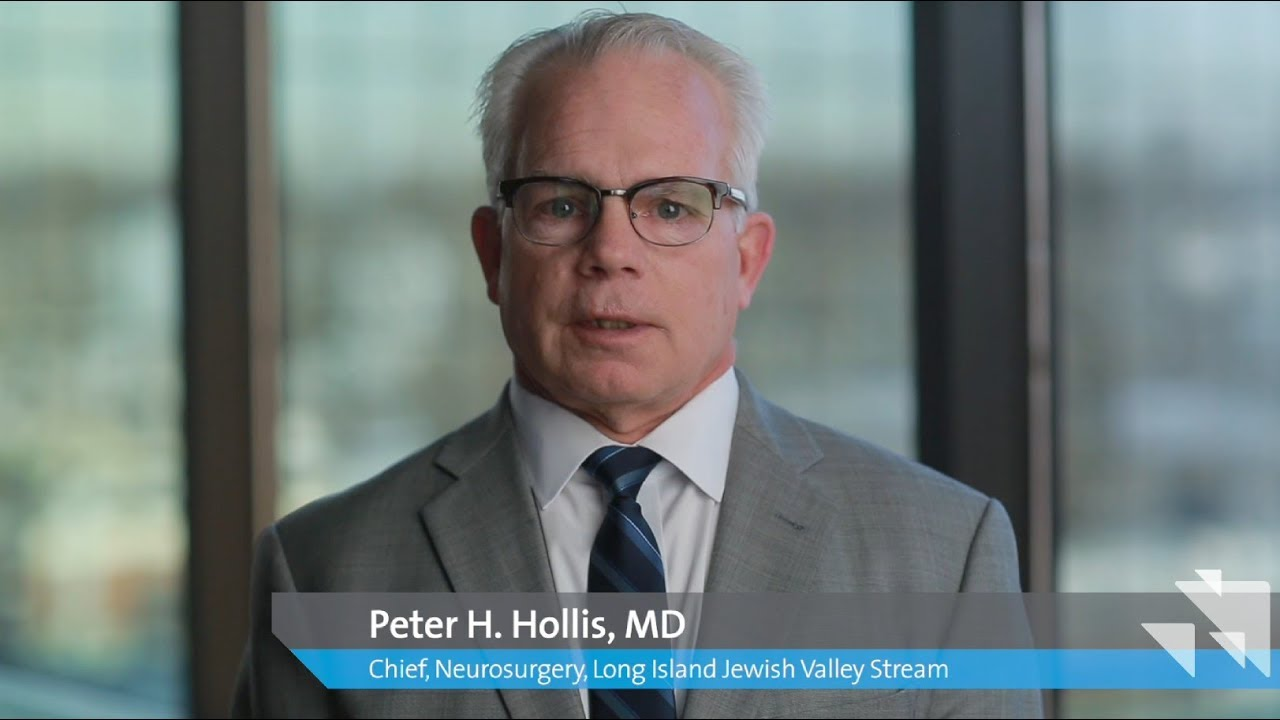 Dr. Peter Hollis- Neurosurgeon at Northwell Health