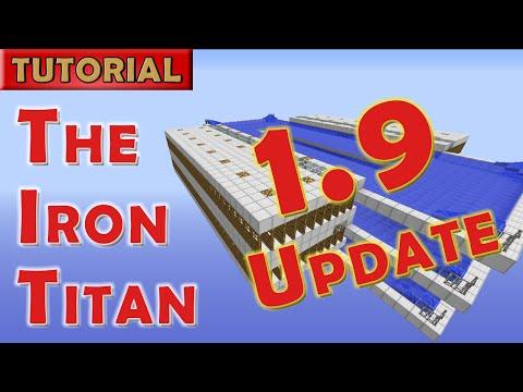 The Iron Titan - 1.9 Update