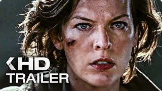 RESIDENT EVIL 6 Trailer 3 German Deutsch (2017)