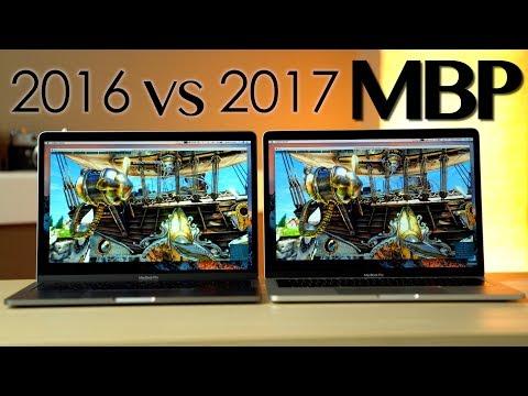 "2016 vs 2017 13"" MacBook Pro - Is it worth upgrading?"