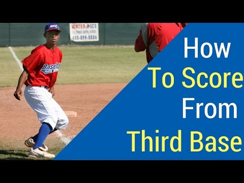 How To Score From Third Base