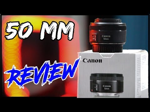Best Background Blur (Bokeh) lens | 50 mm Canon | Review and live Test | TechnoBaaz
