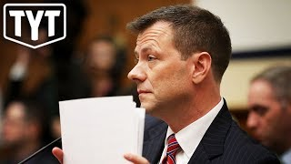FBI Agent Peter Strzok Fired For Anti-Trump Text Messages