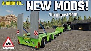 11 minutes) Farming Simulator 19 Mods Video - PlayKindle org