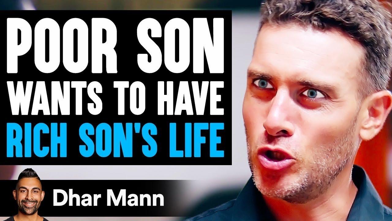 Poor Son Teaches Rich Son What His Mom's Money Can't Buy | Dhar Mann