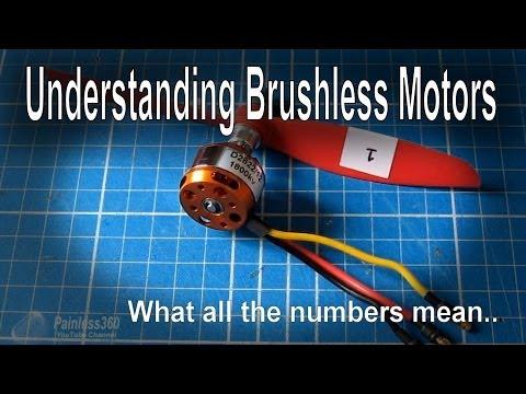 Brushless Motor Numbers Explained (KV etc)